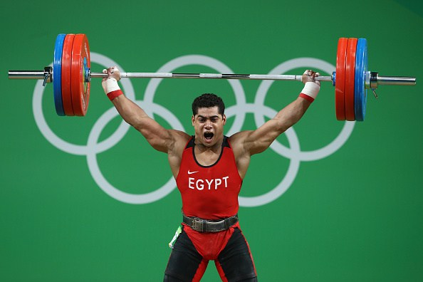 Weightlifting - Olympics: Day 5
